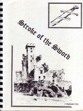 "Highlander Fanzine ""Stroke of the Sword"" GEN"