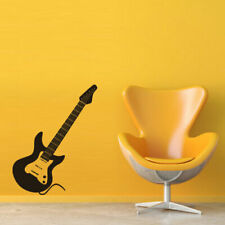 Wall Decal Sticker Vinyl Guitar Music Tool Melody Game Guitarist M510