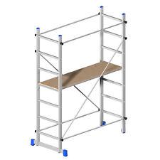 Trabattello Alluminio Hobbistico SUPERMINIO Marchetti con Piano di Lavoro