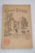 GRAND BIGARD BELGIQUE COSYN ILLUSTRE 1910