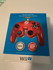 PDP Nintendo Wii U Samus Wired Fight Pad Classic Controller  Brand New