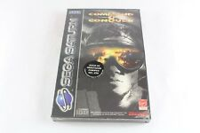 Sega Saturn Command and Conquer Sealed New PAL Video Game
