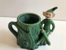 Vintage Elf/Pixy Vase/Planter