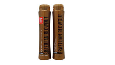 Brazilian Blowout Acai Anti-Frizz Shampoo & Conditioner 12oz Duo Both Color Save