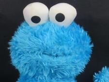 Jim Hansen Sesame Street Blue Monster Cookie Monster Fisher-Price Plush Stuffed