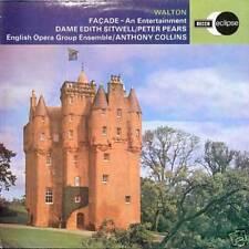 WALTON Façade An Entertainment Stiwel UK Decca Press LP