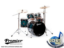 Brand New Premier XPK Modern Rock 22 Drum Kit