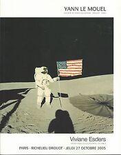 DROUOT PHOTOGRAPHS SPACE NASA Mercury Gemini Apollo Nude Puyo Auction Catalog 05