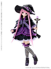 AZONE-Magical-CUTE- Pure heart Chiika Raspberry Black Limited Doll