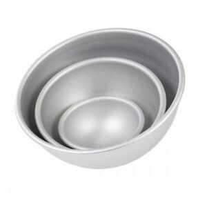 PME Ball Sphere Cake Pan - Round Football / Soccer Cake Tin - All Sizes