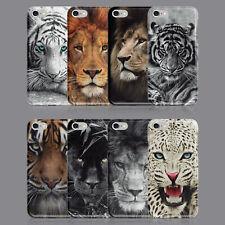 Animal lindo regalo León Tigre teléfono caso para IPHONE 7 8 XS XR SAMSUNG S8 S9 Plus