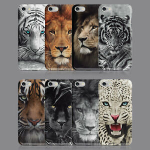 ANIMAL CUTE GIFT LION TIGER PHONE CASE FOR IPHONE 7 8 XS XR SAMSUNG S8 S9 PLUS