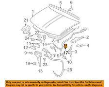 GM OEM Hood-Release Handle Clip 20087231