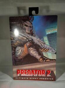 Predator 2 Ultimate Scout Neca Action Figure