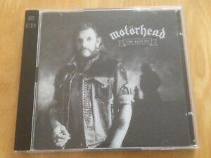 Motörhead - The Best of (2xCD)
