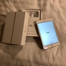 Apple iPad mini 4 32GB, Wi-Fi, 7.9in - Gold