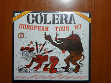 Colera - European Tour 1987 ( First time on CD ) + 6 Bonus remaster Digipack