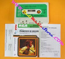 MC Il mondo di FRANCESCO DE GREGORI 1976 italy RCA TNK1 3007 no cd lp dvd vhs