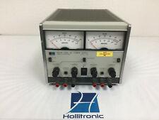 HP 6227B Benchtop 0-25V 0-2A Dual DC Power Supply Hewlett Packard 2A 25V