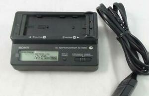 Sony AC-VQ850 AC Power Adapter/Charger Info Lithium L/M-Series Battery
