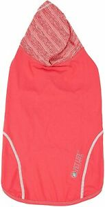 Performance Dog Hoodie Shirt - LARGE - Active - Red - Quick Dry - UV - NWT