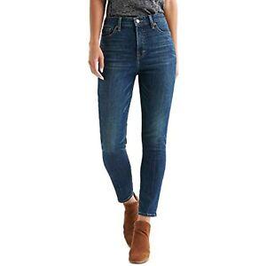 Lucky Brand Women's High Rise Bridgette Skinny Jean, Toronto, 27W X 29L
