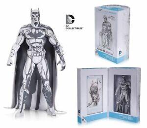 DC Batman Bruce Wayn 1/6 Action Figure Toy Sketch version Collections 16CM