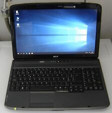 "ACER ASPIRE 5735, WIN 10, 3 GB, 15,6""LED, 200 GB, WEBCAM"