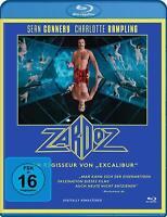 Zardoz  [Blu-ray/NEU/OVP] Sean Connery von John Boorman / Gelbes Case