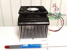 Genuine AVC F6015B12MY Fan with Heatsink AMD Socket A / Socket 462