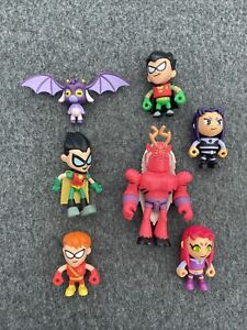 Teen Titans Go Figures Bundle