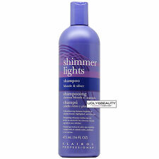 Clairol Shimmer Lights Shampoo 16 oz / 473 ml Blonde & Silver