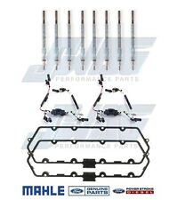 99-03 7.3L Powerstroke Mahle V/C Gaskets, OE Under Cover Harness & Glow Plugs