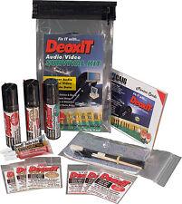 DeoxIT® Kit Audio/Video Survival Kit zip pouch 4 x 8 x 1.5in