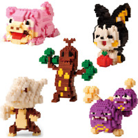 Bausteine LNO Anime Sudowoodo Kinds Diamond Pocket Monster Modell