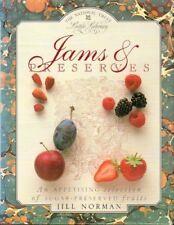 Jams and Preserves (The National Trust little library),Jill Norman Gwen Edmonds