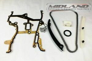 VAUXHALL CORSA D 2009>> 1.2 1.4 16v A12XER TIMING CHAIN + GASKET *BRAND NEW*