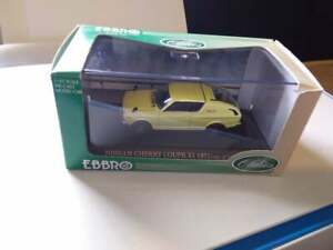 EBBRO OLDIES - NISSAN CHERRY COUPE X1 1971 #542 HTF NEAR MINT *COMBINED POST*