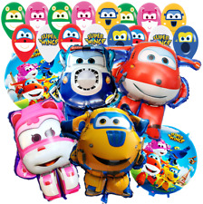 SUPERWINGS LATEX BIRTHDAY BALLOON BALLOONS PARTY DECORATION WING SUPER WINGS