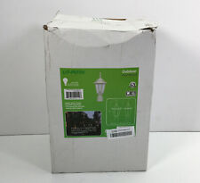 Lit-Path LED Outdoor Post Light Pole Lantern Lighting Fixture