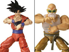 Bandai Dragon Ball Stars 2021 Con Exclusive Goku & Master Roshi Figure 2-Pack