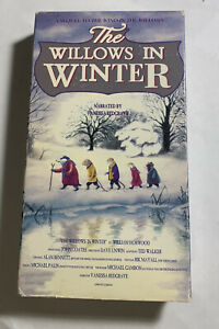 The Willows In Winter HGV 1997 VHS Cassette Movie Video Tested