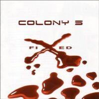 COLONY 5 - FIXED  CD NEW+
