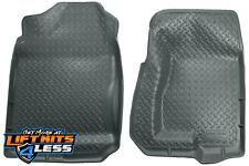 Husky Liner 31302 Gray Classic Style Frnt Flor Liner for 99-07 Cadillac Escalade