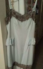 "Alannah Hill ""you leave me cold"" dress. Sz 16. New without tags."