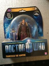 """DOCTOR WHO - FRANCESCO THE VAMPIRE-5"""" ACTION FIGURE-CHARACTER OPTION"""