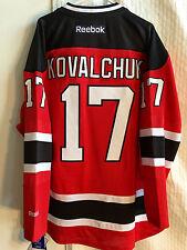Reebok Premier NHL New Jersey Devils Ilya Kovalchuk Jersey Red sz S