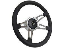 1984 - 2004 Ford Mustang Steering Wheel Kit 4 Slot Spoke, Tiffany Snake Emblem