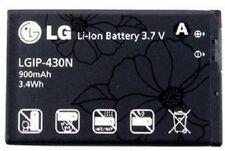 NEW LGIP-430N BATTERY LN240 LX290 LX370 GU295 MN240 GS390 UN430