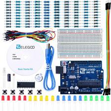 Elegoo UNO Project Basic Starter Kit mit Tutorial und UNO R3 für Arduino